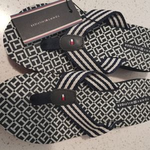 Tommy Hilfiger Flip Flops Brand New
